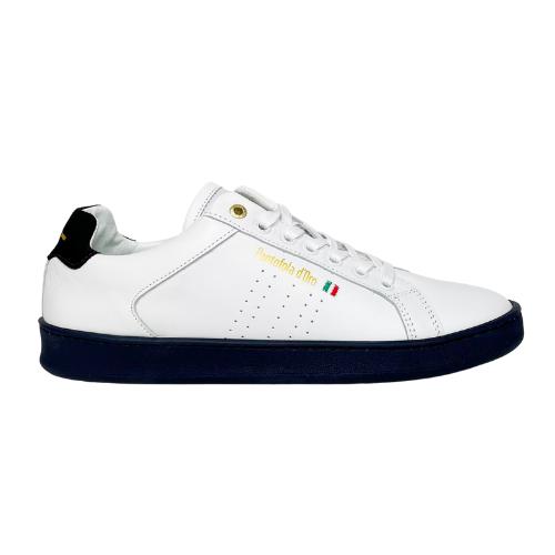 Pantofola D'oro Arona - White/Navy