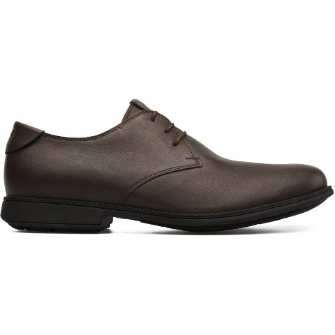Camper 1913 Lace Shoe - Brown Leather