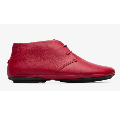 Camper Right Nina Lace Up - Red