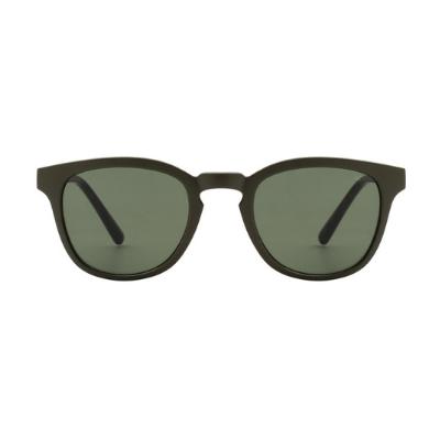 A.Kjaerbede Sunglasses - Bate (Dark Olive)