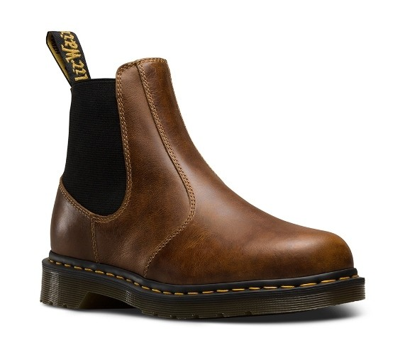 Dr Martens Hardy - Butterscotch