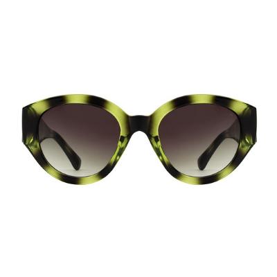 A.Kjaerbede Sunglasses - Big Winnie (Demi Olive)