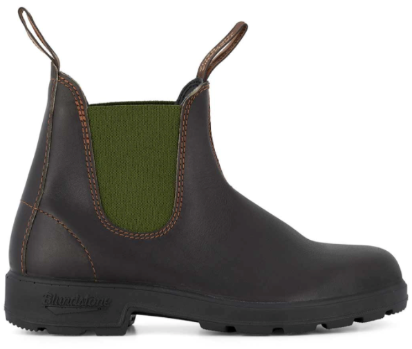 Blundstone 519 Boot - Brown/Olive