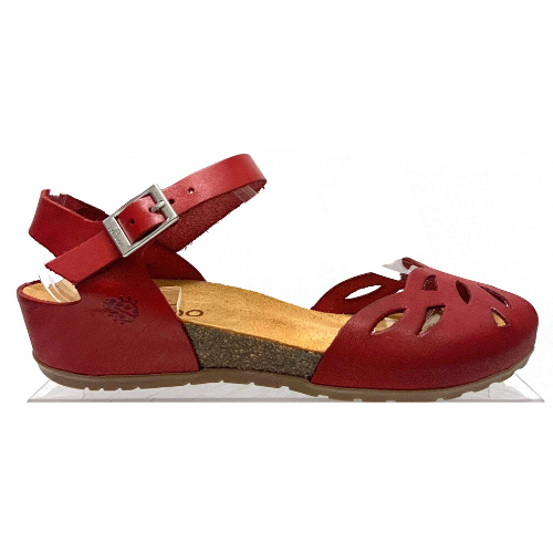 Yokono Capri 003 Sandal - Red
