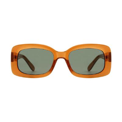 A.Kjaerbede Sunglasses - Salo (Light Brown Transparent)
