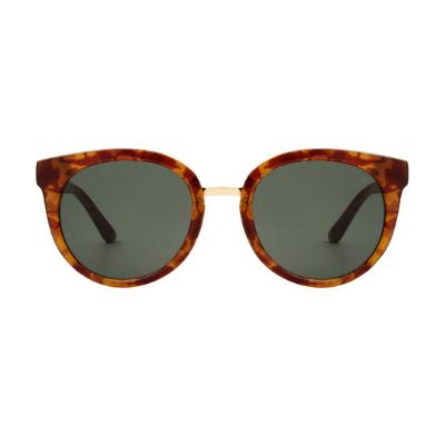 A.Kjaerbede Sunglasses - Gray (Light Brown Tortoise)