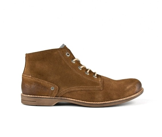 Sneaky Steve Crasher - Tobacco Suede