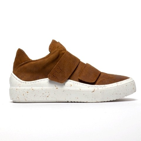 Fly London Sevu Trainer - Tan