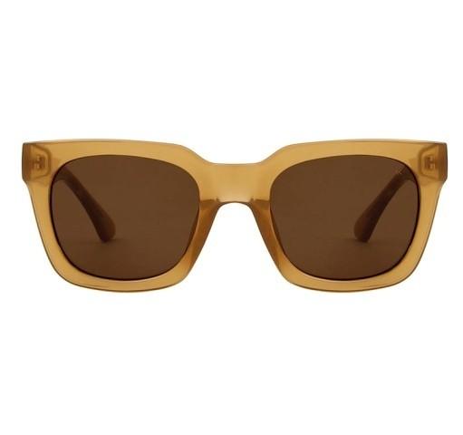 A.Kjaerbede Sunglasses - Nancy (Light Brown Transparent)