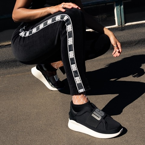 ca7d40c0cc0 UGG Neutra Platform Sneaker - Black