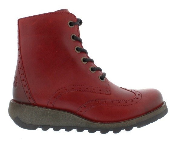 Fly London Sarl - Red