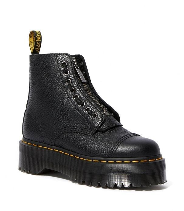 Dr Martens Sinclair zip Boot - Black