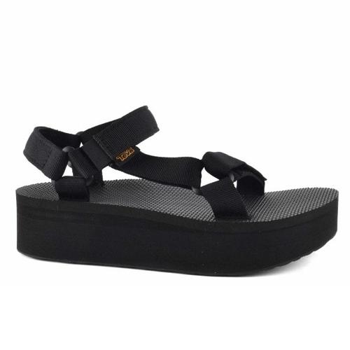 Teva Flatform Universal Sandal - Black