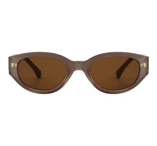 A.Kjaerbede Sunglasses - Winnie (Light Grey)