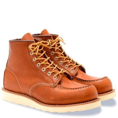 Red Wing Moc Toe 00875 Oro Legacy