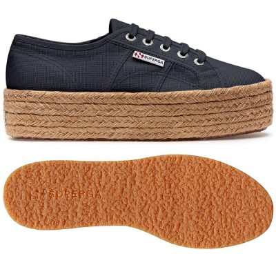 Superga 2790 Cotrope-Navy