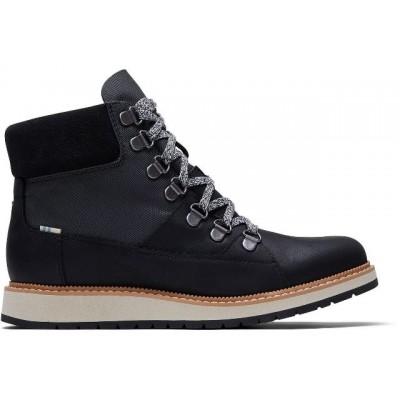 Toms Mesa Waterproof Boot - Black
