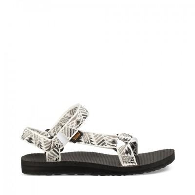 Teva Original Universal Sandal - White/Grey Aztec