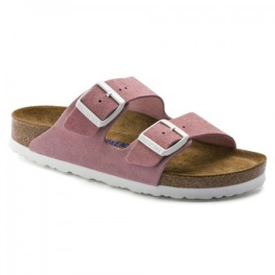 Birkenstock Arizona - Rose Suede