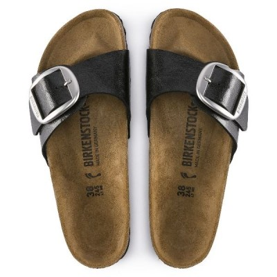 Birkenstock Madrid Big Buckle - Licorish B/flor
