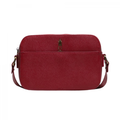 Fly London Ares Bag - Red