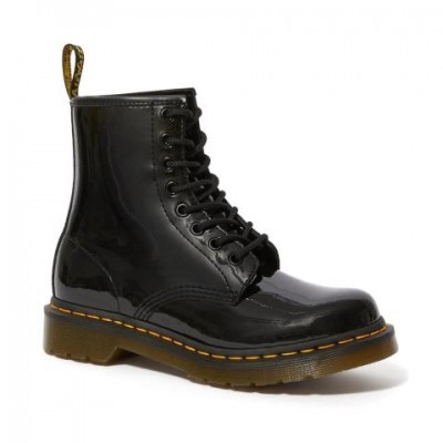 Dr Martens 1460 Patent Black Leather