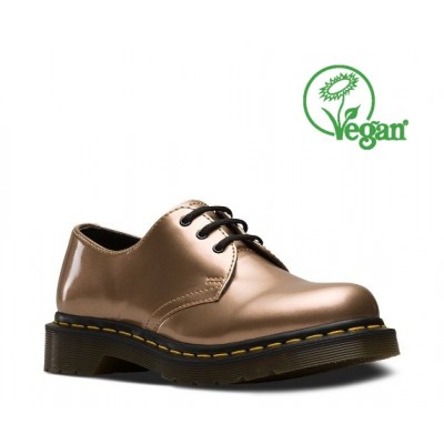 Dr Martens 1461 (Vegan) - Rose Gold