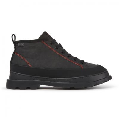 Camper Brutus Boot - Black/Multi