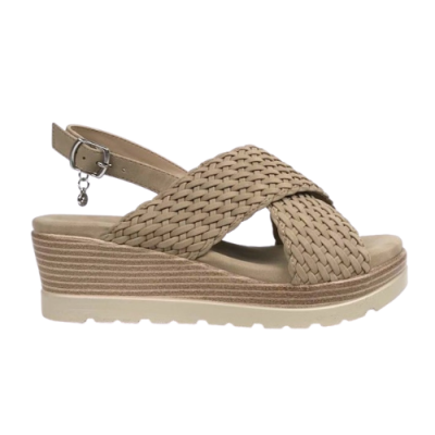 XTI Virgo Sandals - Taupe