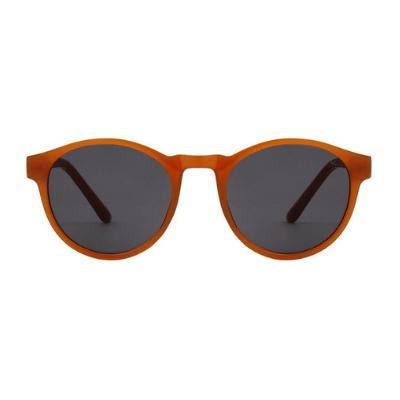 A.Kjaerbede Sunglasses - Marvin (Yellow Transparent)