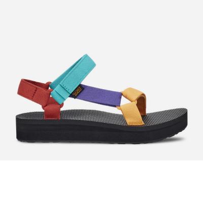 Teva Midform Universal Sandal - Retro Multi