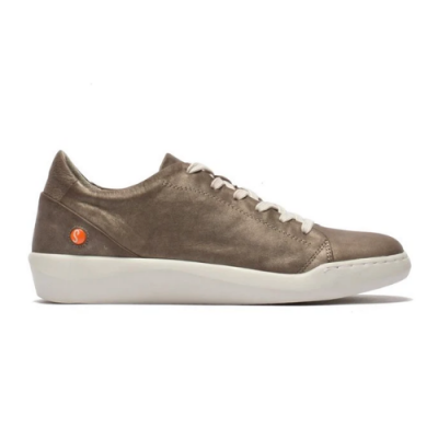 Softinos Bauk Trainer - Metallic Grey