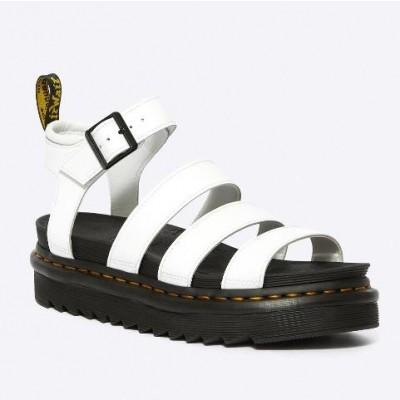Dr Martens Blaire Sandals - White