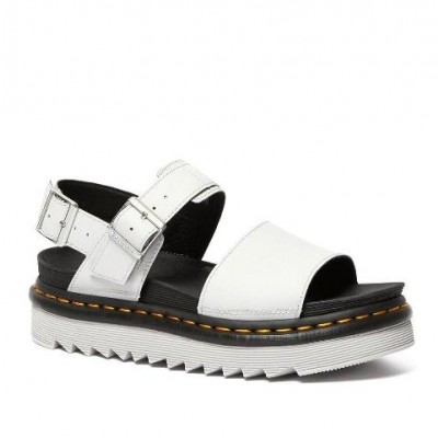 Dr Martens Voss Sandal - Light Grey