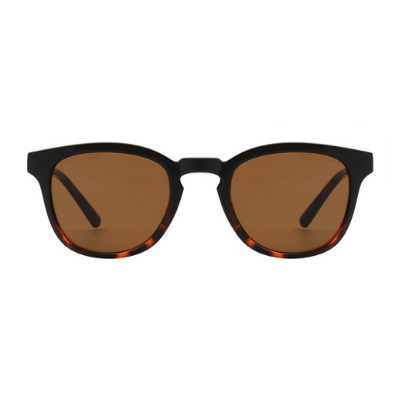 A.Kjaerbede Sunglasses - Bate (Black/Demi Tortoise)