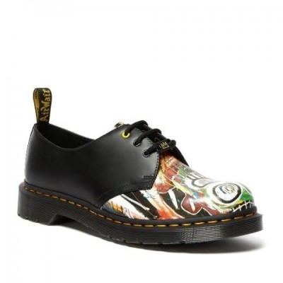 Dr Martens 1461 Shoe - Basquiat