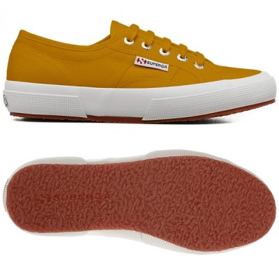 Superga 2750 Cotu Classic - Yellow Golden