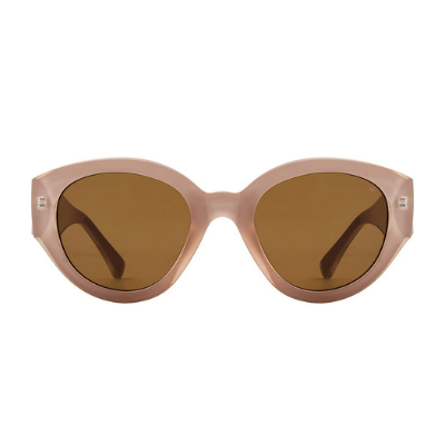 A.Kjaerbede Sunglasses - Big Winnie (Light Grey)