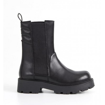 Vagabond Cosmo 2 - Black leather Chelsea