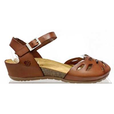 Yokono Capri 003 Sandal - Tan