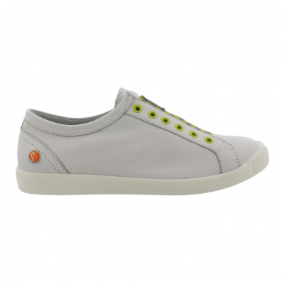 Softinos Irit Trainer - White/Yellow