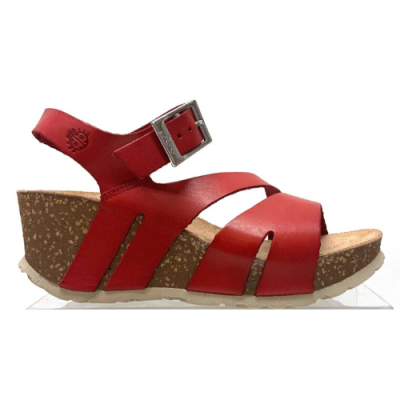 Yokono Bari 002 Wedge-Red