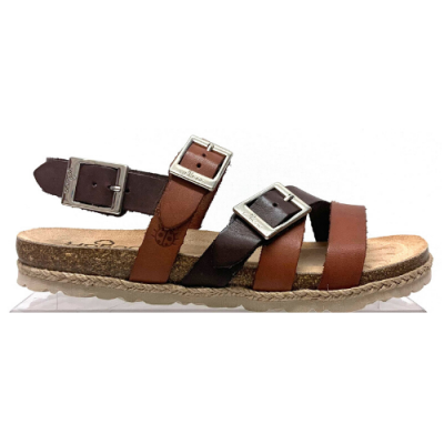 Yokono Chipre 147 Sandal - Multi Brown
