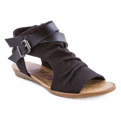 Blowfish Malibu Balla-Black Sandal