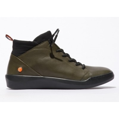 Softinos Biel Ankle Boot - Khaki