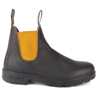 Blundstone 1919 Boot - Brown/Mustard