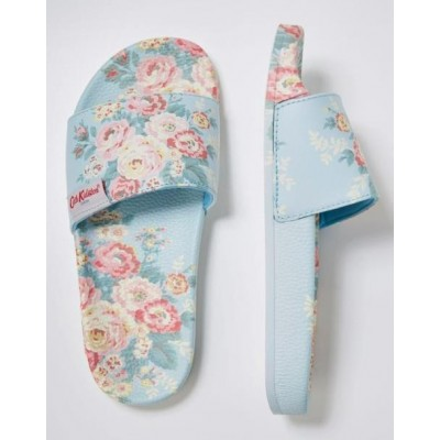 Slydes Cath Kidston Candy Flowers- Light blue