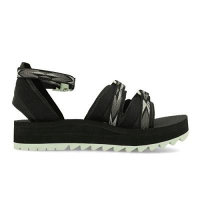Teva Midform Ceres sandal-black/mint