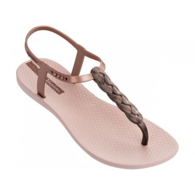 Ipanema Charm Sandal - Blush Braid