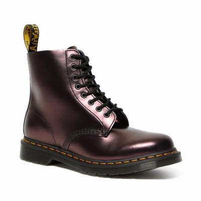 Dr Martens 1460 Pascal Chroma - Metallic Red
